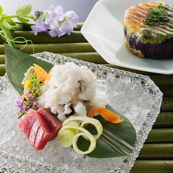 【11〜12月限定×蟹会席】蟹の吸物やズワイ蟹の天ぷら、焼蟹、蟹茶漬とたっぷり冬の味覚を堪能する全7品