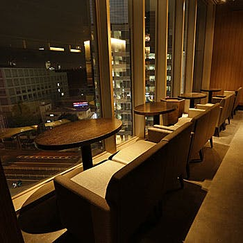 【お食事内容は当日に!】夜景の見える特別席 <席のみ予約>