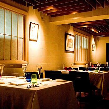 【乾杯のシャンパーニュ&4種のソムリエ厳選ワイン・日本酒ペアリング付き!】フレンチ割烹コース全7品