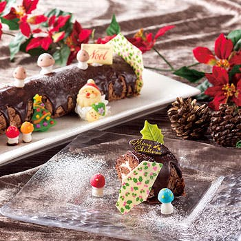 【Xmas2017】モエ・エ・シャンドン1杯付!オードブルや温かい煮込み料理、デザート付きのクリスマス限定