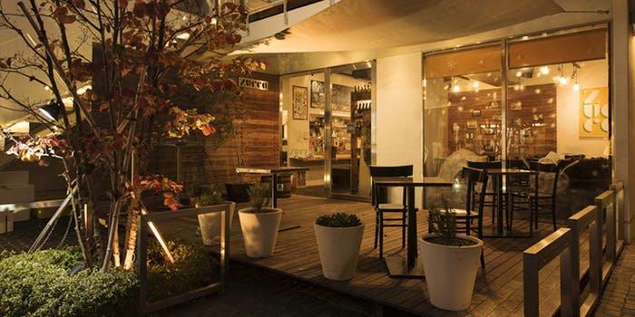 イタリアンレストラン渋谷ズッカの外観画像