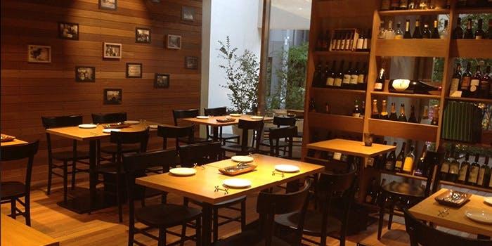 イタリアンレストラン渋谷ズッカの内観画像