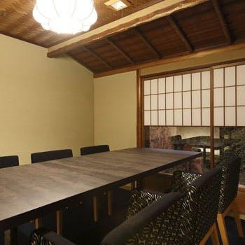 京都 なだ万賓館の写真
