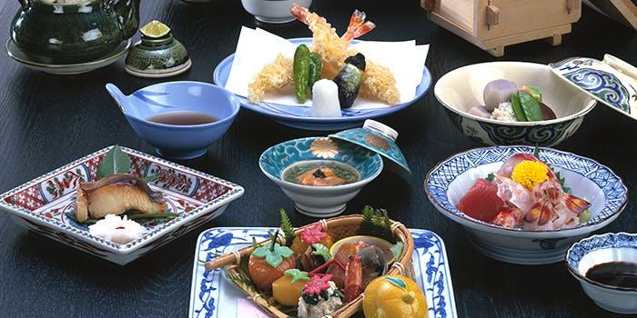 鶴清の料理