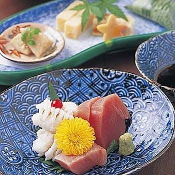 【季節の京料理】生湯葉のお刺身、三色なまふ田楽、わらび餅など全7品!京都先斗町で愉しむディナー!