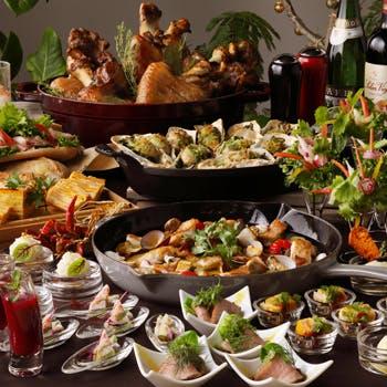 ALL DAY DINING KAZA/リーガロイヤルホテル京都の写真