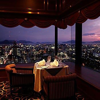 ダイニングバー リーガトップ/リーガロイヤルホテル広島