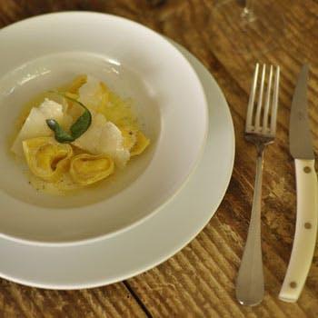 【鎌倉の名店で楽しむ本格イタリアン】本日の前菜・パスタ・デザート・選べる食後のドリンクの全3品