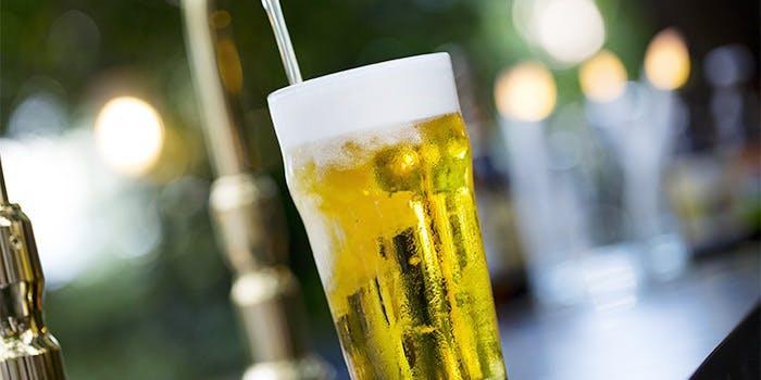 お台場クラフトビアガーデンのビール