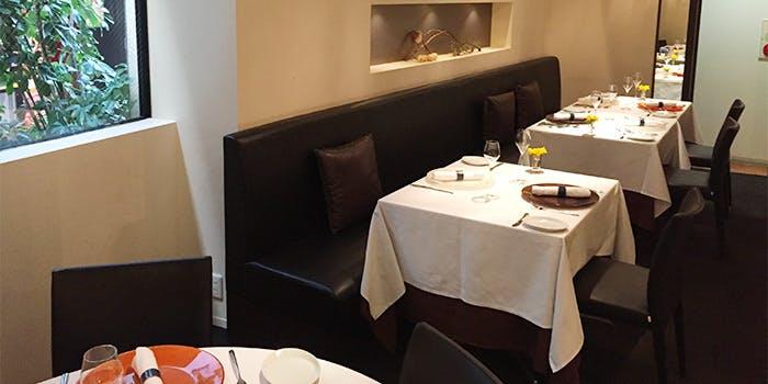 3位 フランス料理/レビュー高評価「ギュール ルモンテ」の写真1