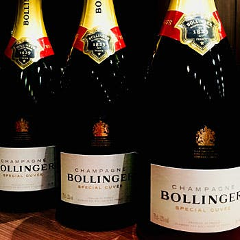 Bistro Champagne Tresorsの写真