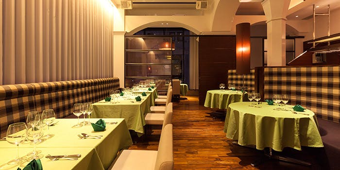 1位 個室予約可!イタリア料理「Le Cinque Kitahama」の写真2