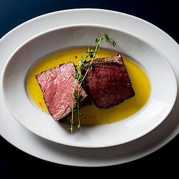 【ディナーコース最安値】最上級の品種をフィレ肉で150gご用意!カクテル20種含む選べる1ドリンク付全5品
