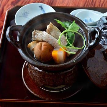 【カウンター席限定】おひとり様5,000円!前菜盛り合わせ+造里+焼き物+御飯物など全7品ランチコース!
