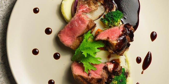 グルニエ36の料理写真