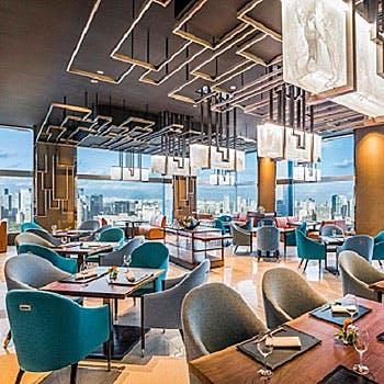 【35階窓側確約】グラスシャンパン付き全7品のランチ会席コース!東京の名所が一望できるお席でどうぞ