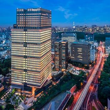 【ホテル最上階36階】東京夜景を目の前に!フォアグラ・魚料理・肉料理など贅沢な全6品