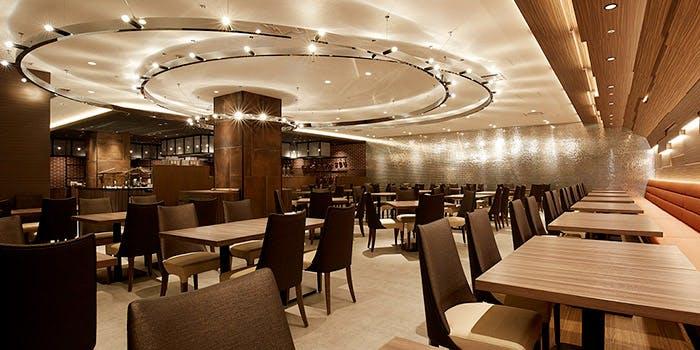【第2位】サンシャインシティプリンスホテル「カフェ&ダイニング シェフズパレット」