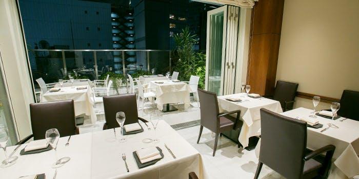 28位 フランス料理/レビュー高評価「銀座 レストラン オザミ」の写真1