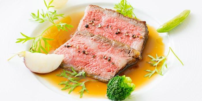 レストラン オザミの料理写真