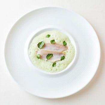 銀座 レストラン オザミの写真