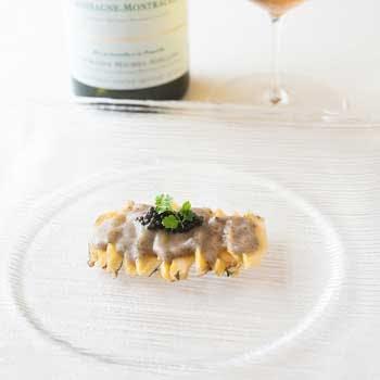【ワインペアリング6杯付】オマール海老と選べるお肉料理!キャビア,フォアグラ,トリュフなど ご堪能