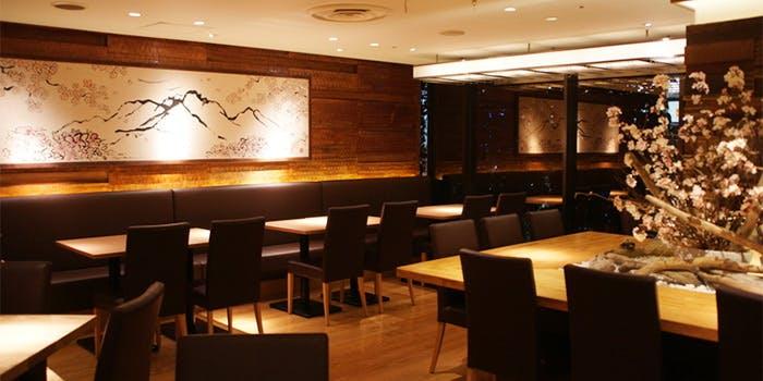 那須高原の食卓 なすの屋 銀座の内観