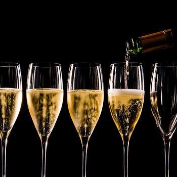【夏の期間限定プラン】シャンパン〜アール ド ルイナール〜付きフリーフロー「ピーク オブ ジョイ」