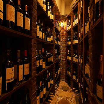 【グラスワイン付】Tボーンの備長炭火焼、アトランティック・ロブスターのWメインをご堪能スペシャルコース