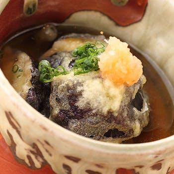 【麻布十番徒歩5分】心安らぐ和食を 旬の揚げ物、焼き物、本日のお鍋、イカ飯など6品
