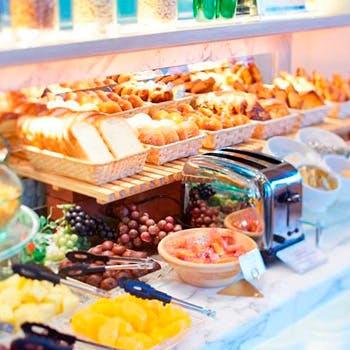 カフェ&レストラン グリーンハウス/ホテルニューオータニ博多の写真