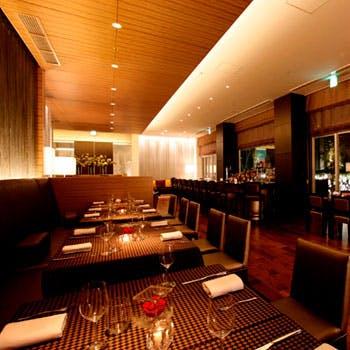 cafe Terrace & Bistro Bar Mark Place