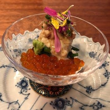 【4/1〜】贅沢食材を心ゆくまでご堪能〜和と洋を融合させた麻布 淺井料理長おススメフルコース全7品