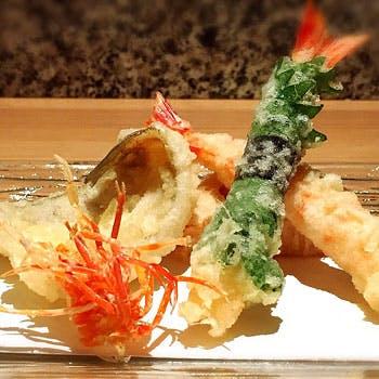 天ぷら うらかみの写真