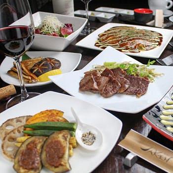 鉄板Diner JAKEN 新宿店の写真