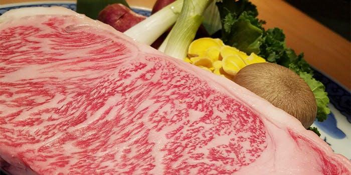 鉄板懐石 ふくのお肉