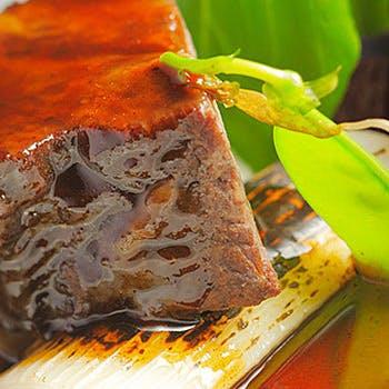 【スペシャルディナー】無農薬野菜×フレンチ!温×冷オードブル2種、スープ、Wメイン、デザート2種など!