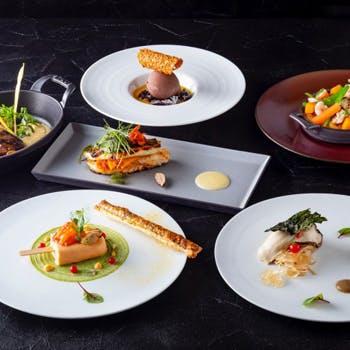【平日限定】パン&スープブッフェ付!種類豊富な前菜・メインから選べる 憧れのお台場でグリル料理を堪能