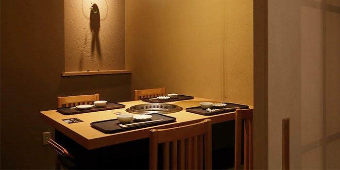 1. 熟練の職人が腕をふるう「日本焼肉 はせ川」