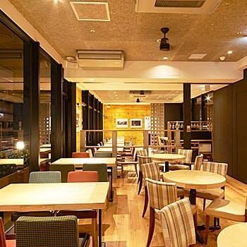コモンカフェ新宿東口店