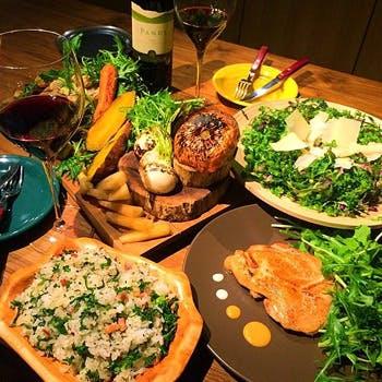 【飲み放題×一休限定】一番人気「世界一トマト バジルとフレッシュチーズ」や選べるメイン等で贅沢ランチ