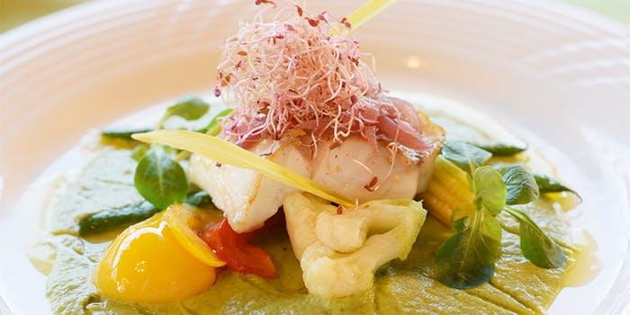 イタリア料理 テラッツォ ヒルサイドガーデン