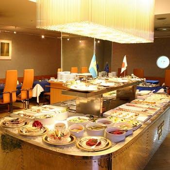 【土日祝限定】〜お席のみプラン〜 スウェーデン伝統料理55種類以上をブッフェスタイルで