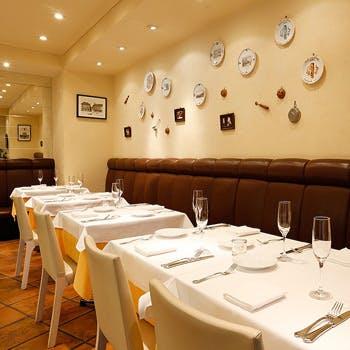 【豪華なピエモンテ中心の郷土料理】ディナーで使う上質な食材をランチで堪能できる贅沢なおまかせコース