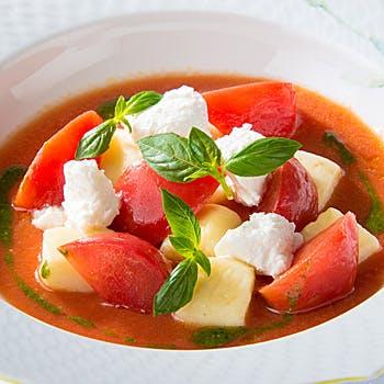 【予約の仮申込(リクエスト予約)Cena A】鮮魚料理と肉料理が選べる メイン1品 ディナーコース