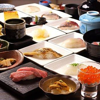 寿司酒場 おもてなし 青山本店