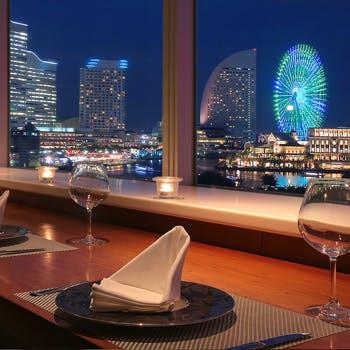 ダイニング & バー ベイサイド/横浜桜木町ワシントンホテルの写真