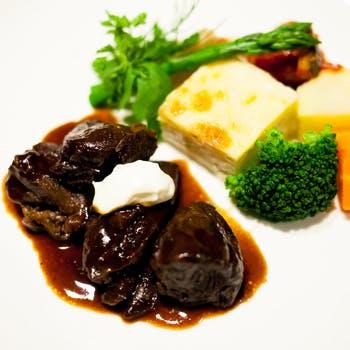 京の野菜とジビエの町家レストラン むすびのの写真