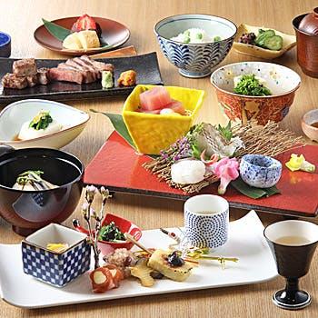 日本料理 栗吉/ホテルローズガーデン新宿の写真