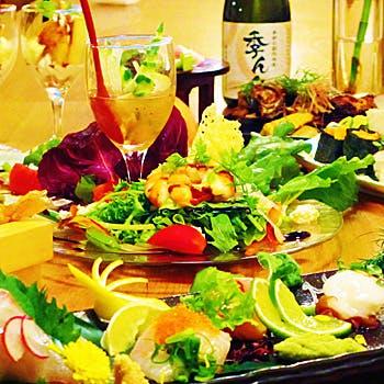 季節の創作和食 季んぐの写真